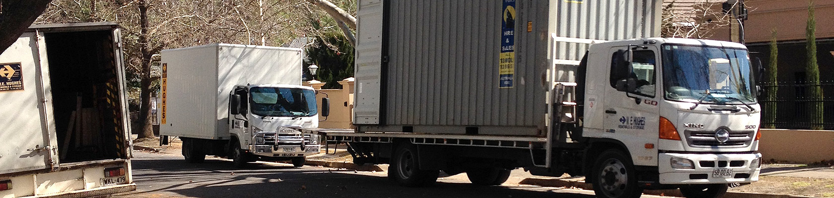 WE Hughes Adelaide Furniture Removals And Storage Adelaide New Furniture Removals Exterior